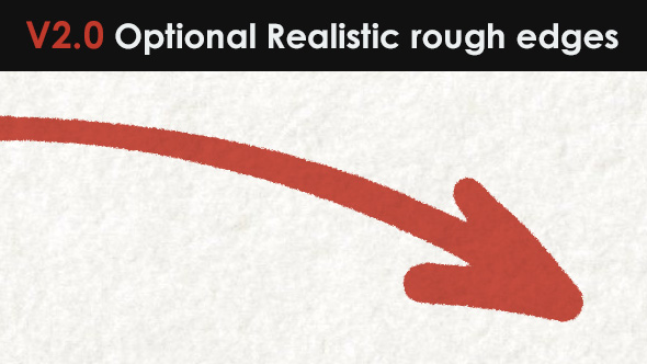 Realistic edges